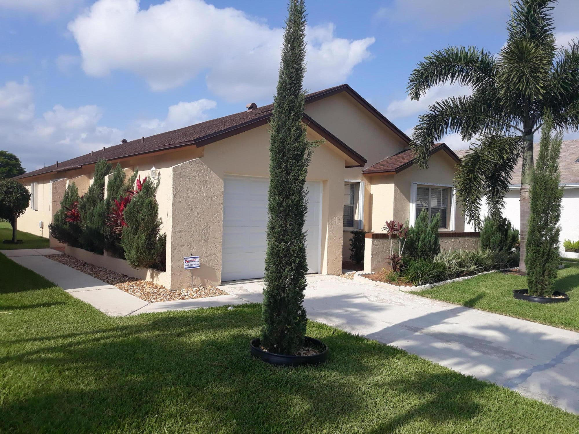 Home for sale in PINE SPRINGS 1 Boca Raton Florida
