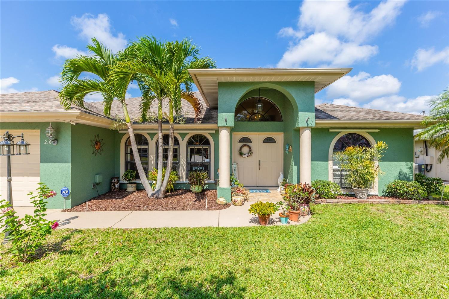 Port Saint Lucie Homes for Sale -  Waterfront,  210  Ramie Lane