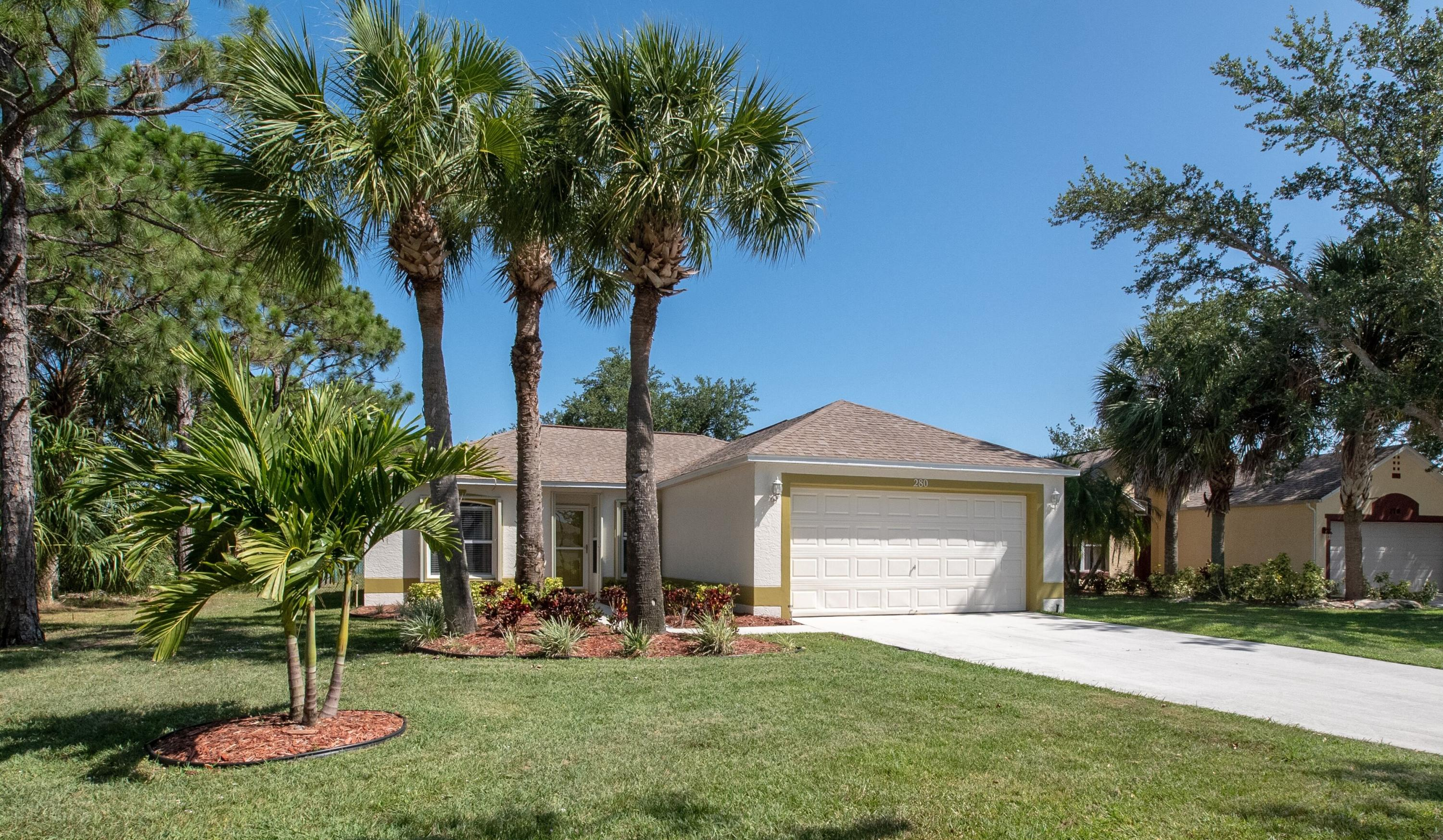 Home for sale in SAWGRASS LAKES PLAT NO 1 PUD PHASE 1B Port Saint Lucie Florida
