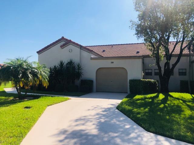 Home for sale in PARKWALK 2 Boynton Beach Florida