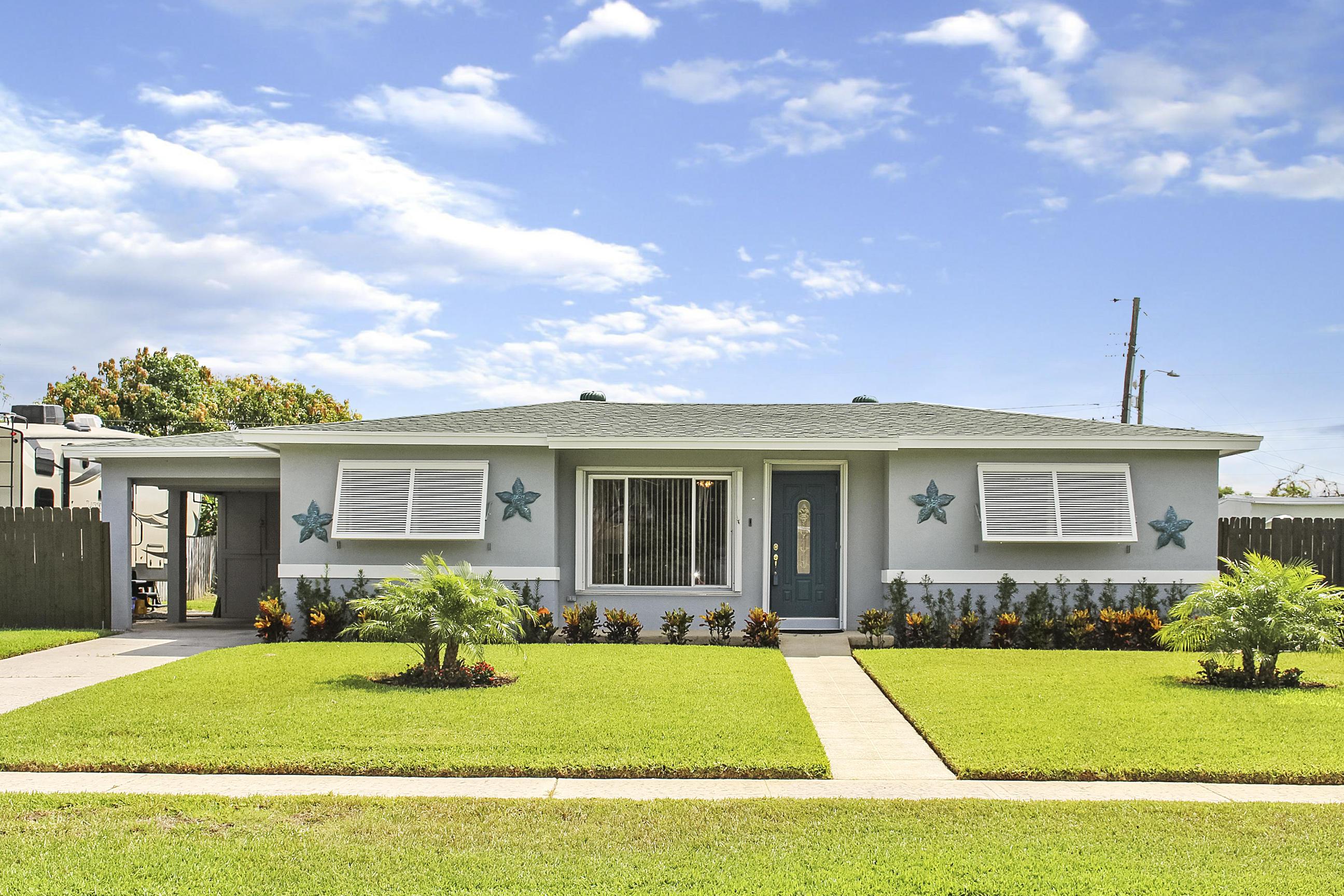 1828 Ramsey Drive Lake Worth, FL 33461