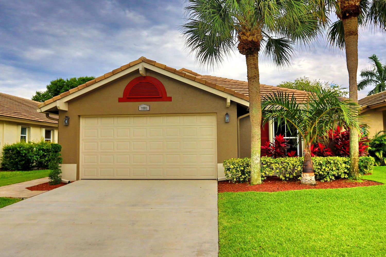 7881 Manor Forest Lane Boynton Beach, FL 33436