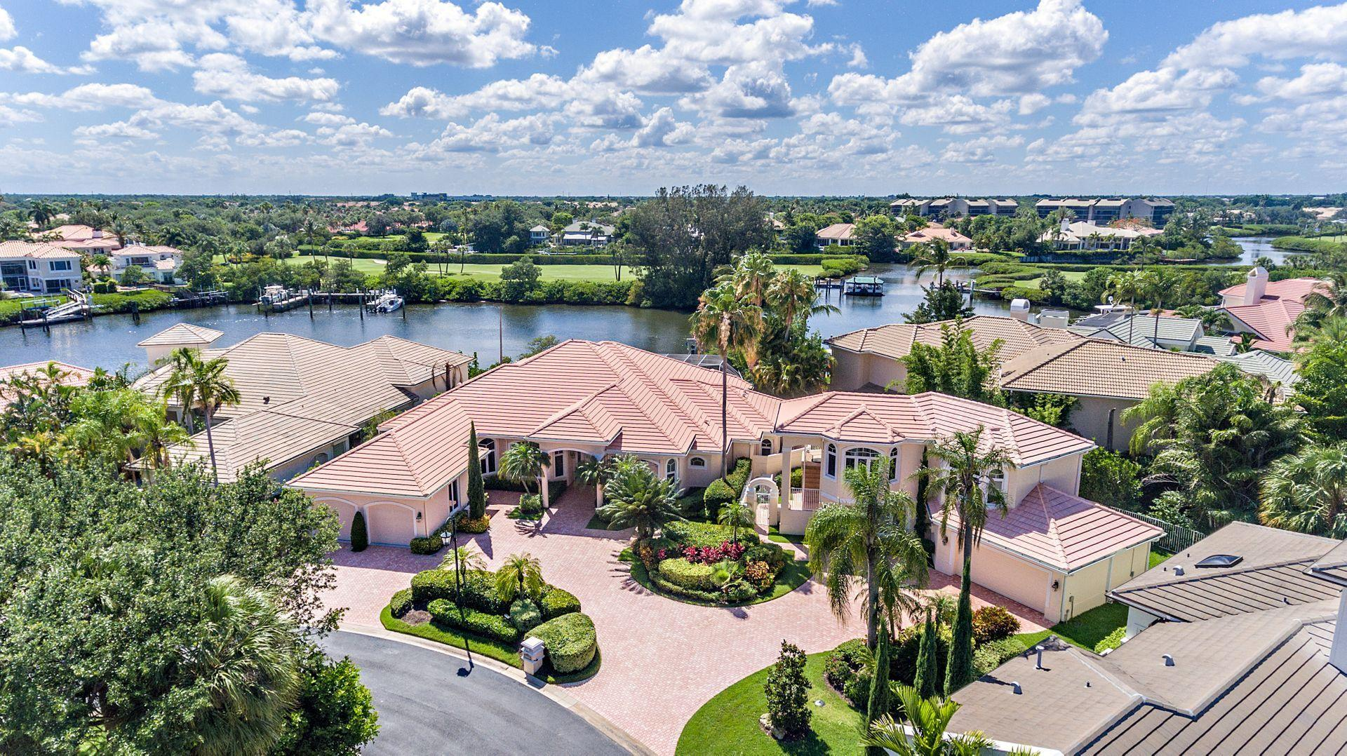 16757 Port Royal Circle, Jupiter, Florida 33477, 3 Bedrooms Bedrooms, ,3.1 BathroomsBathrooms,A,Single family,Port Royal,RX-10533982