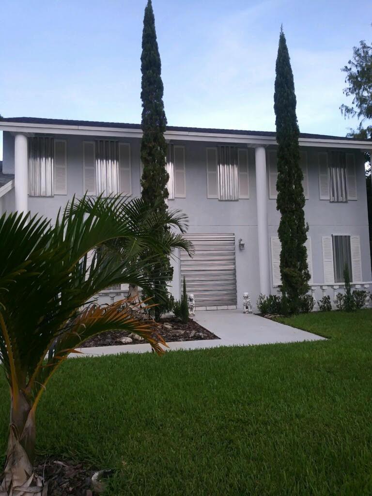 SUGAR POND MANOR WELLINGTON FLORIDA