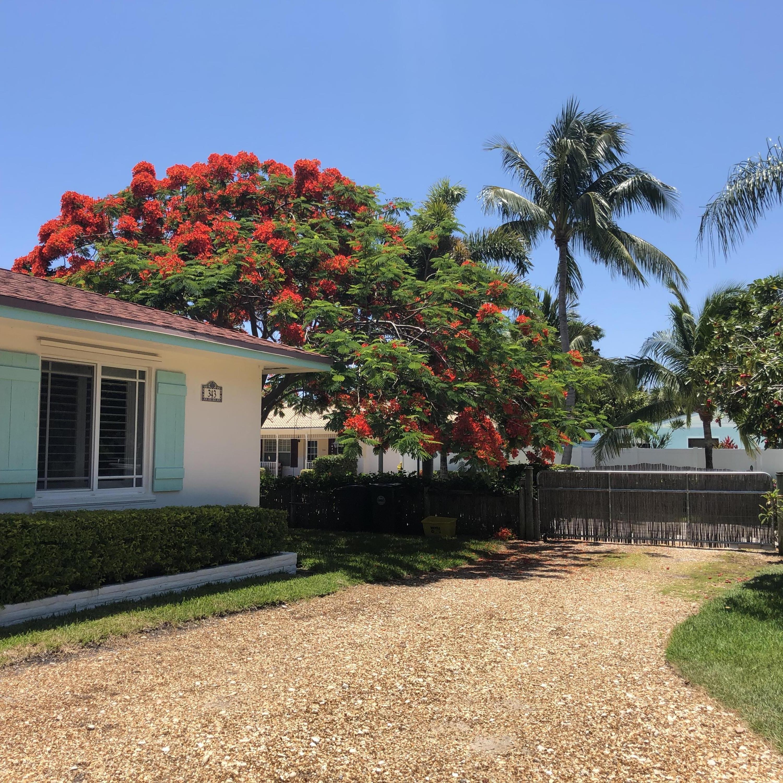 PALM BEACH SHORES HOMES