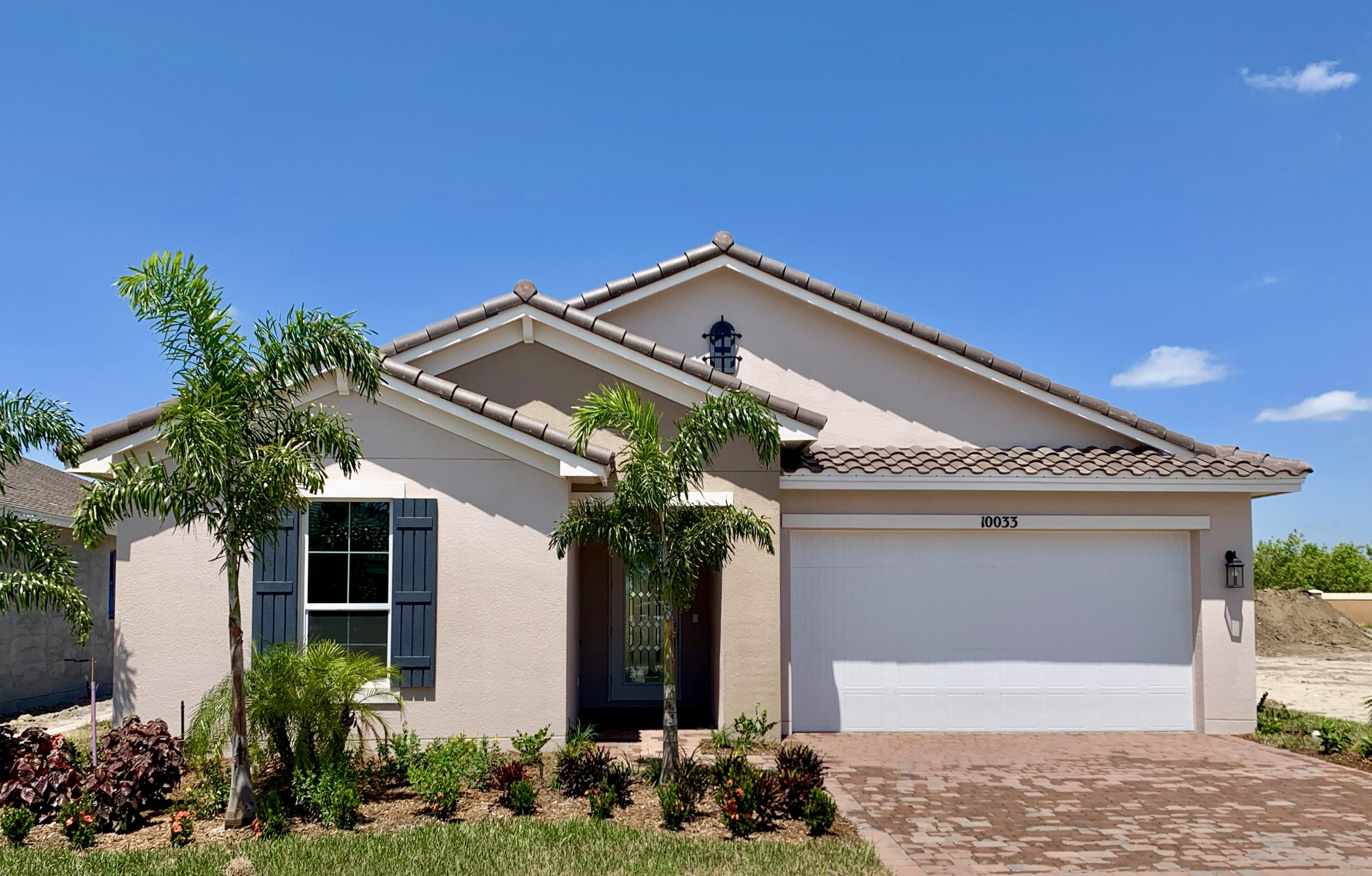 Photo of 10033 SW Coral Tree Circle, Port Saint Lucie, FL 34987