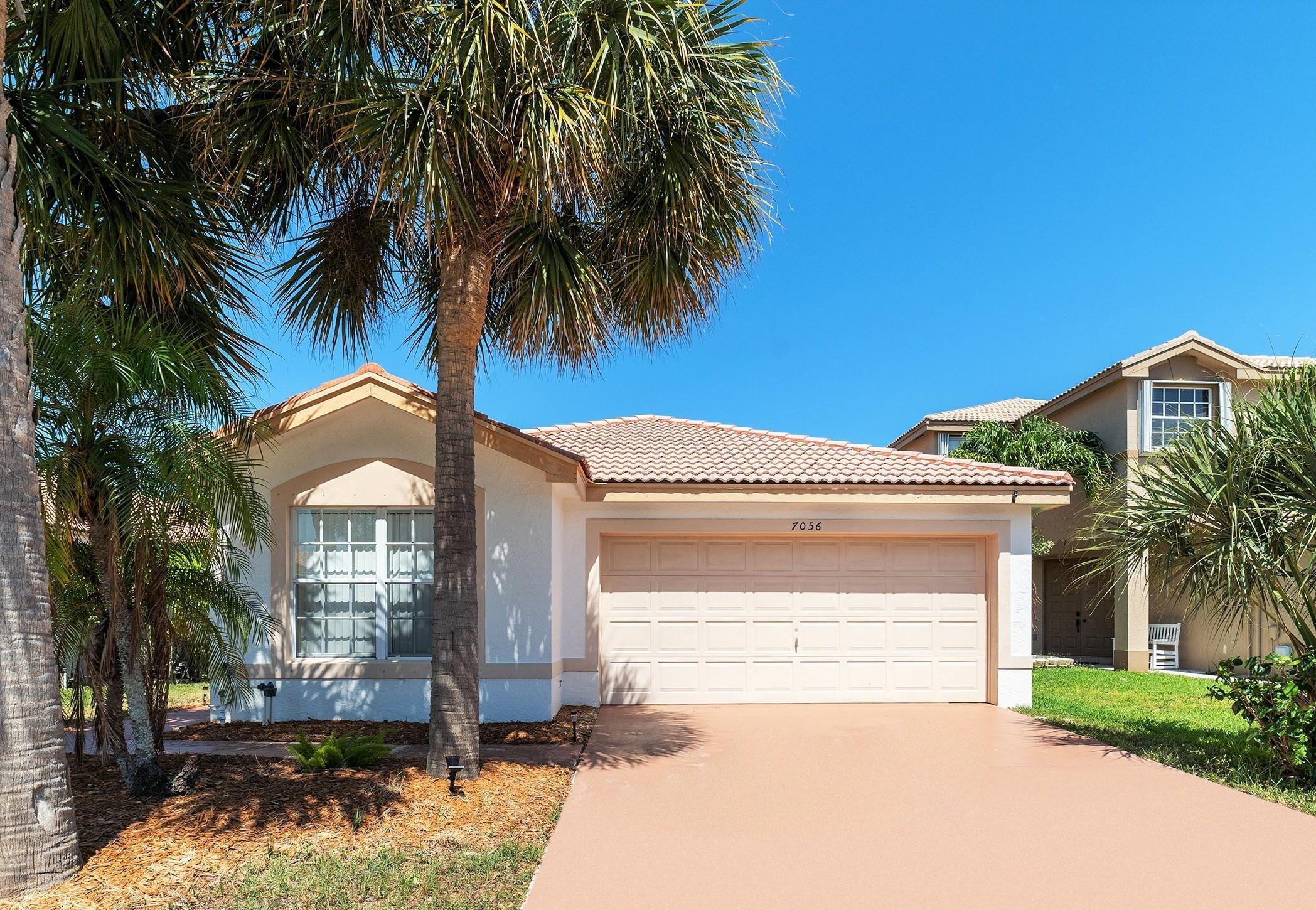 7056 Middlebury Drive Boynton Beach, FL 33436