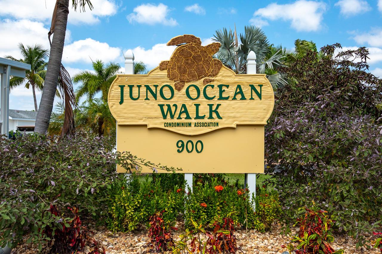 JUNO OCEAN WALK REALTY