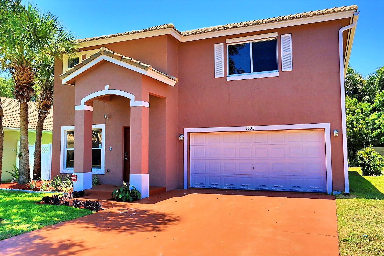 1033 Fosters Mill Road Boynton Beach, FL 33436