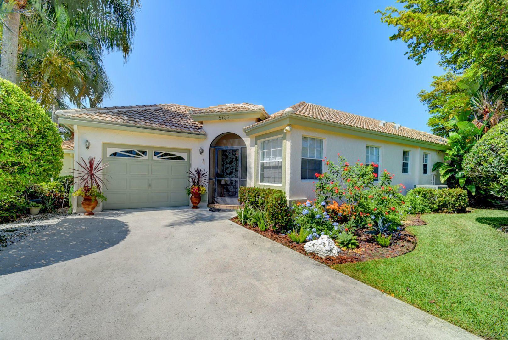 6102 Bay Isles Drive Boynton Beach, FL 33437