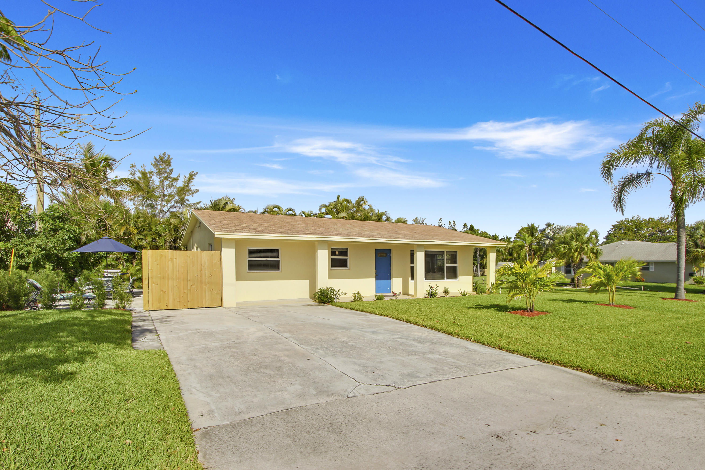 6673 N Plymouth Drive Lake Worth, FL 33462