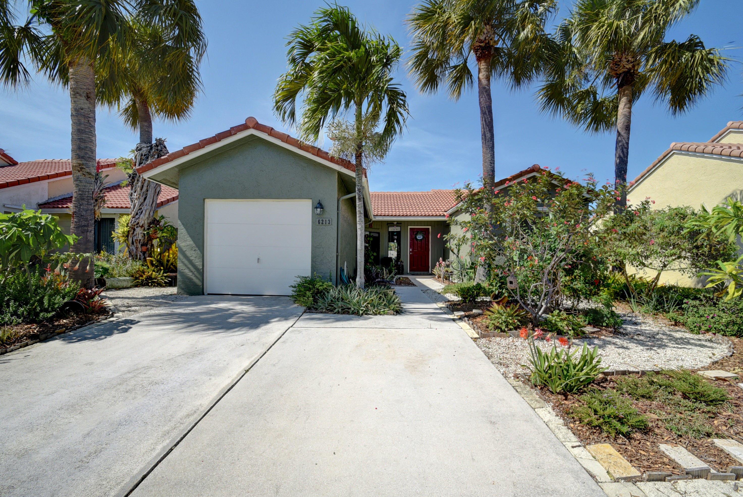 6213 S 97th Court Boynton Beach, FL 33437
