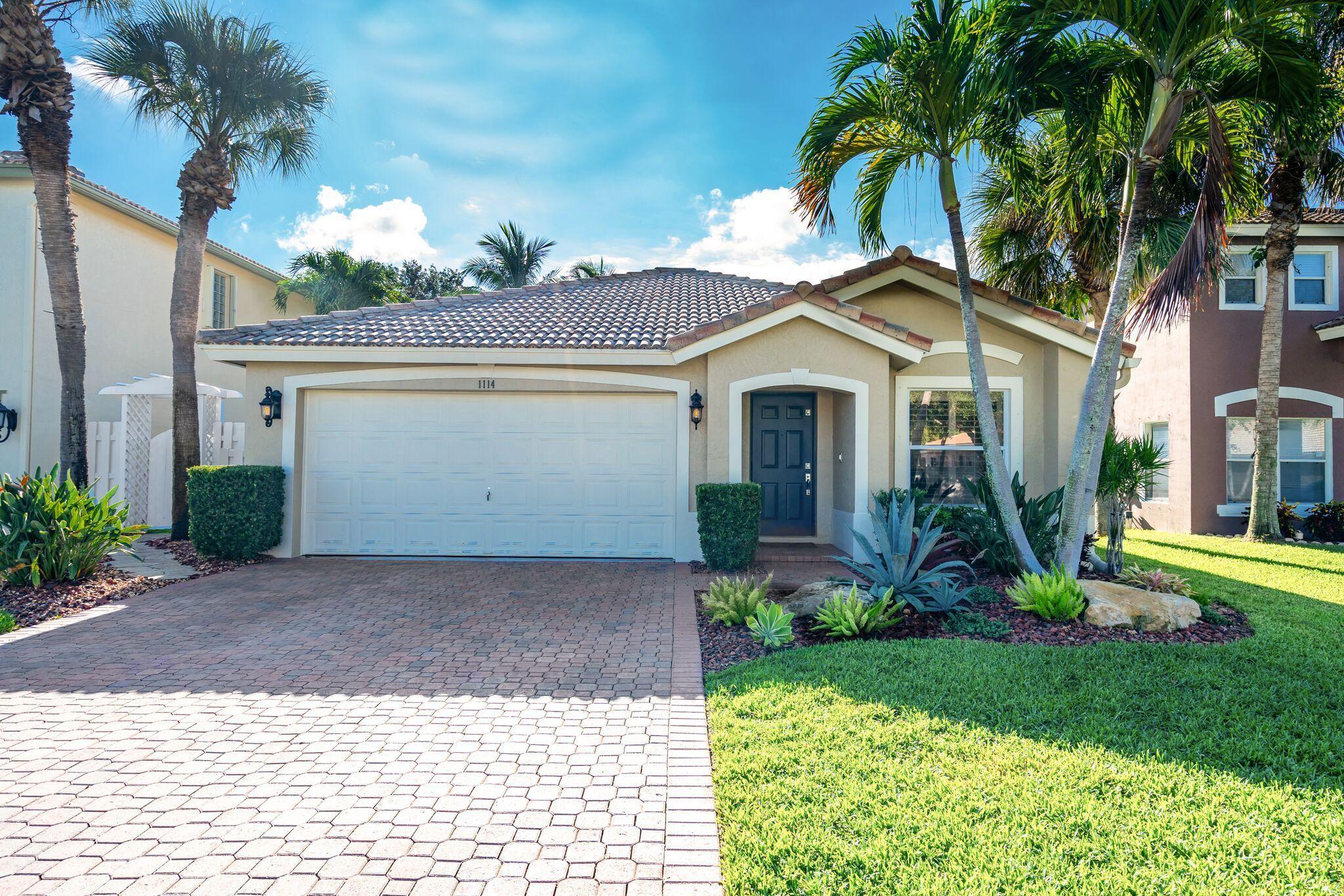 1114 Fosters Mill Drive Boynton Beach, FL 33436