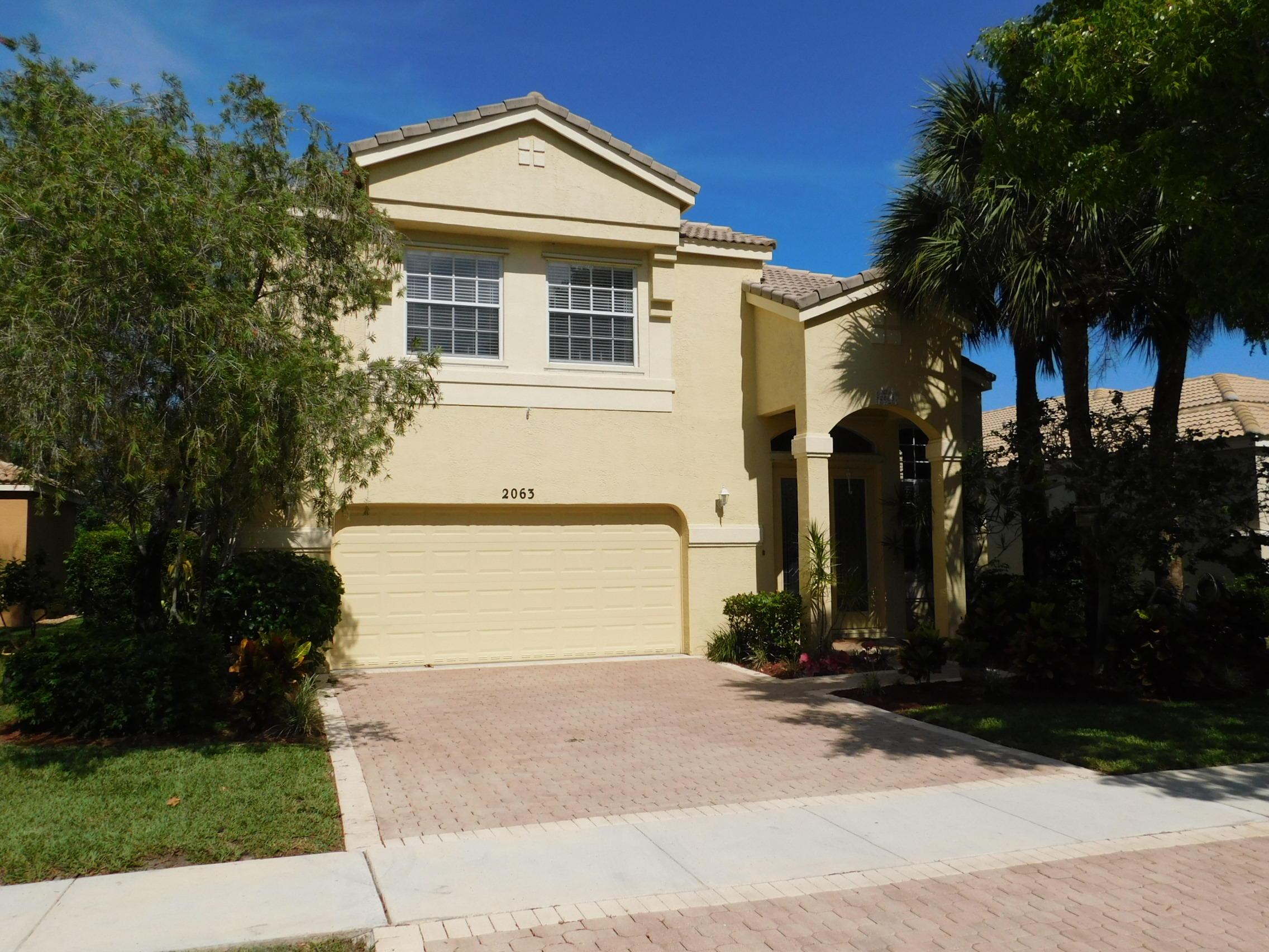 2063 Reston Circle Royal Palm Beach, FL 33411