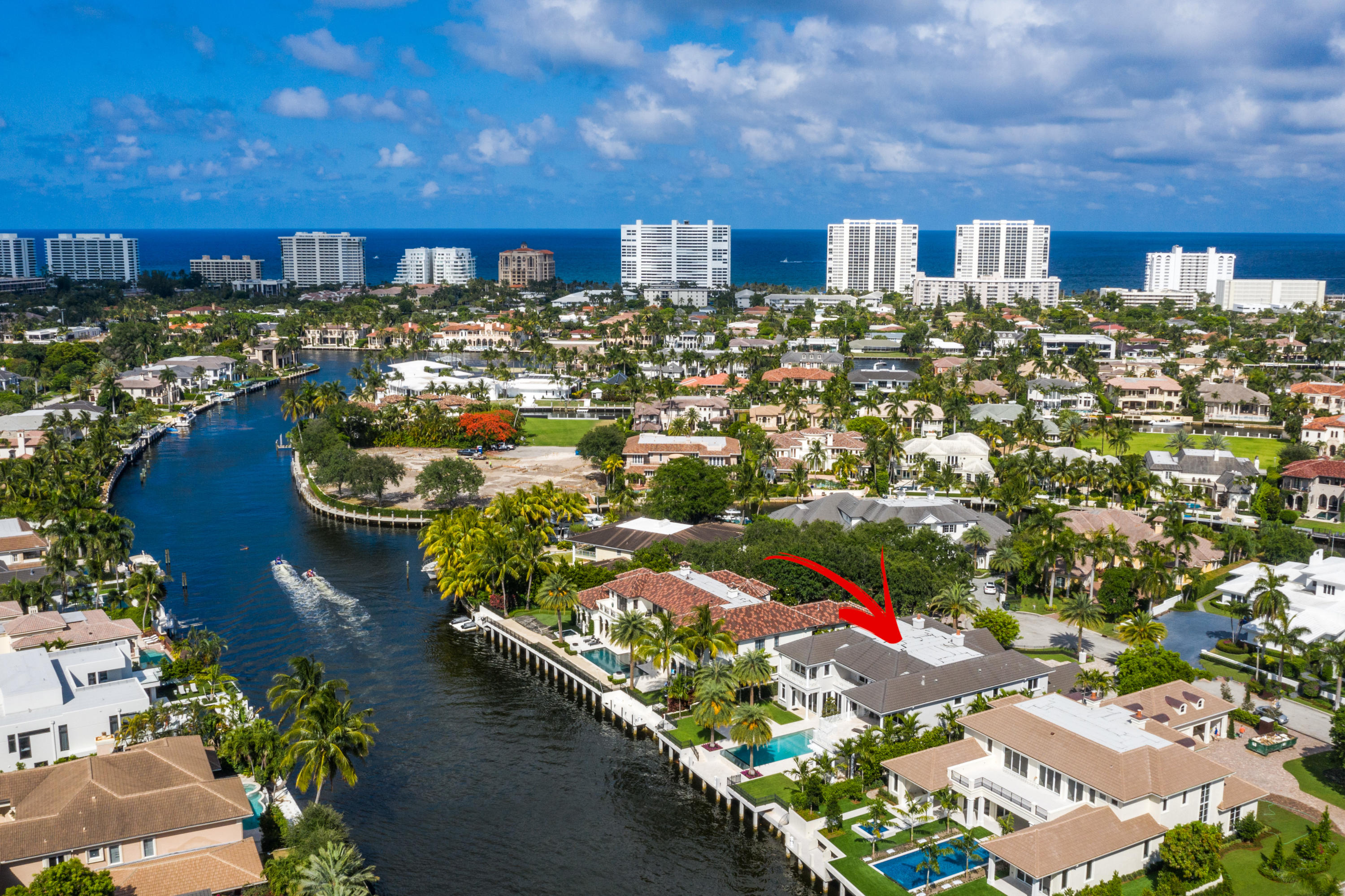 ROYAL PALM YACHT AND COUNTRY CLUB HOMES FOR SALE