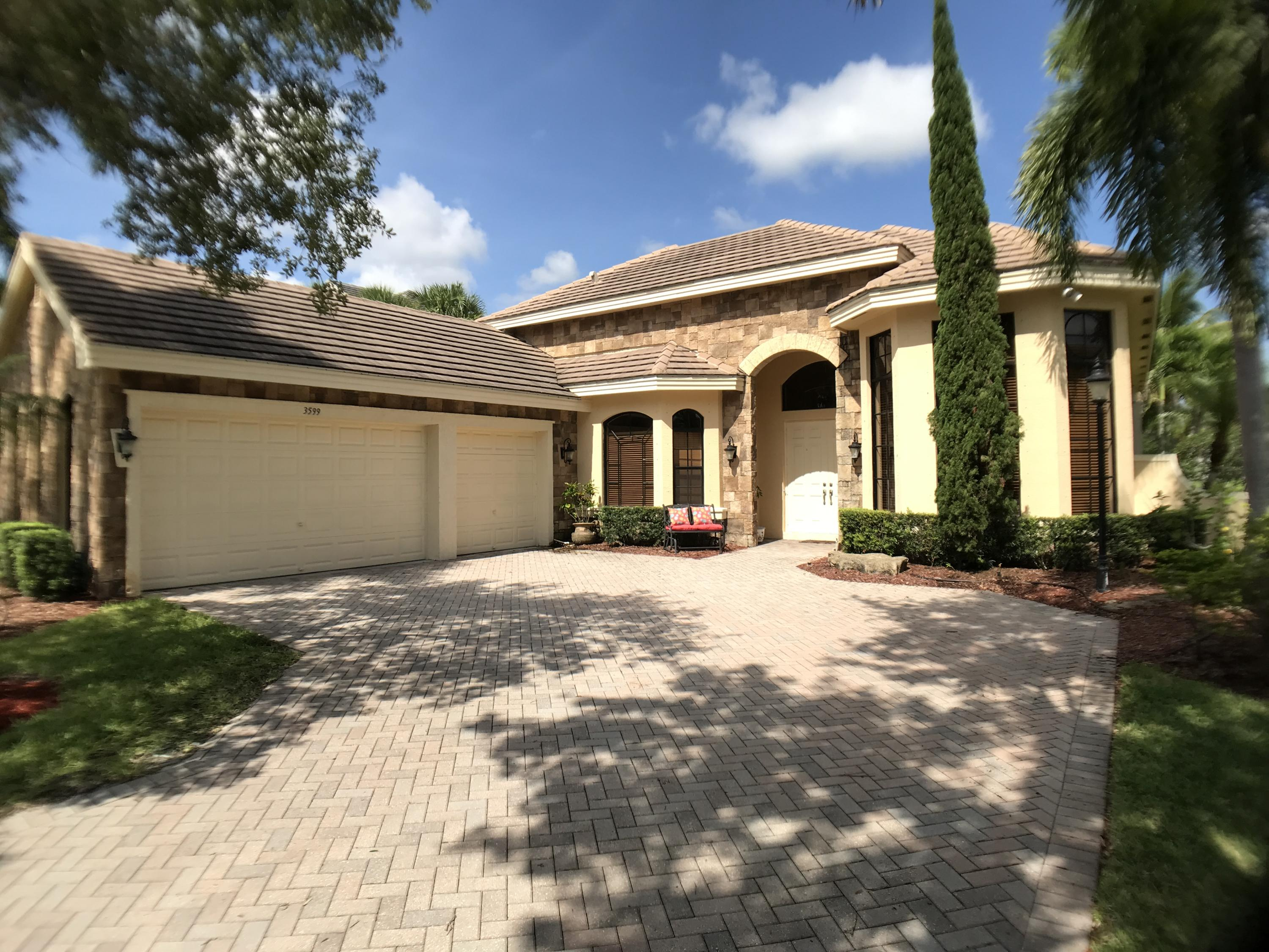 3599 Collonade Drive Wellington, FL 33449