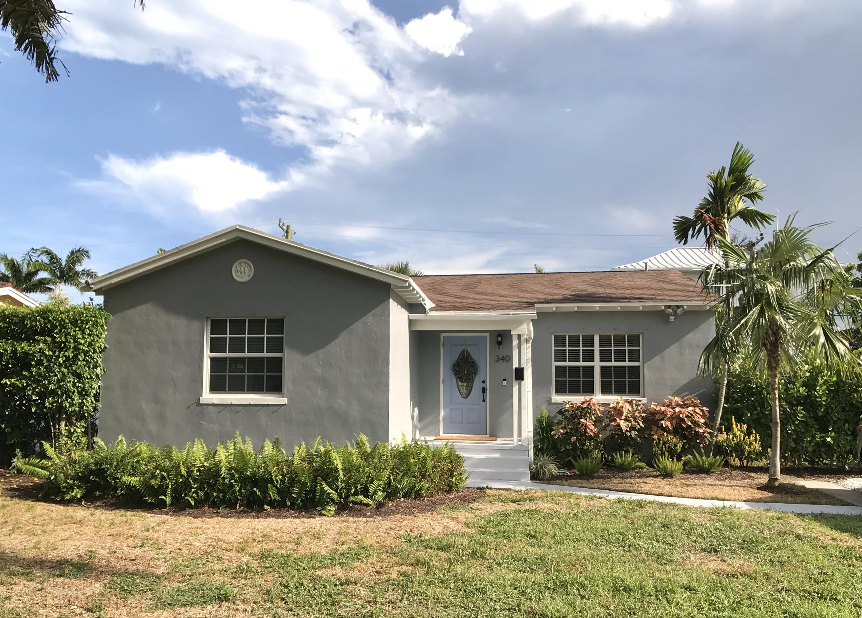 Home for sale in BURNUP AND SIMS ESTATES 2 West Palm Beach Florida