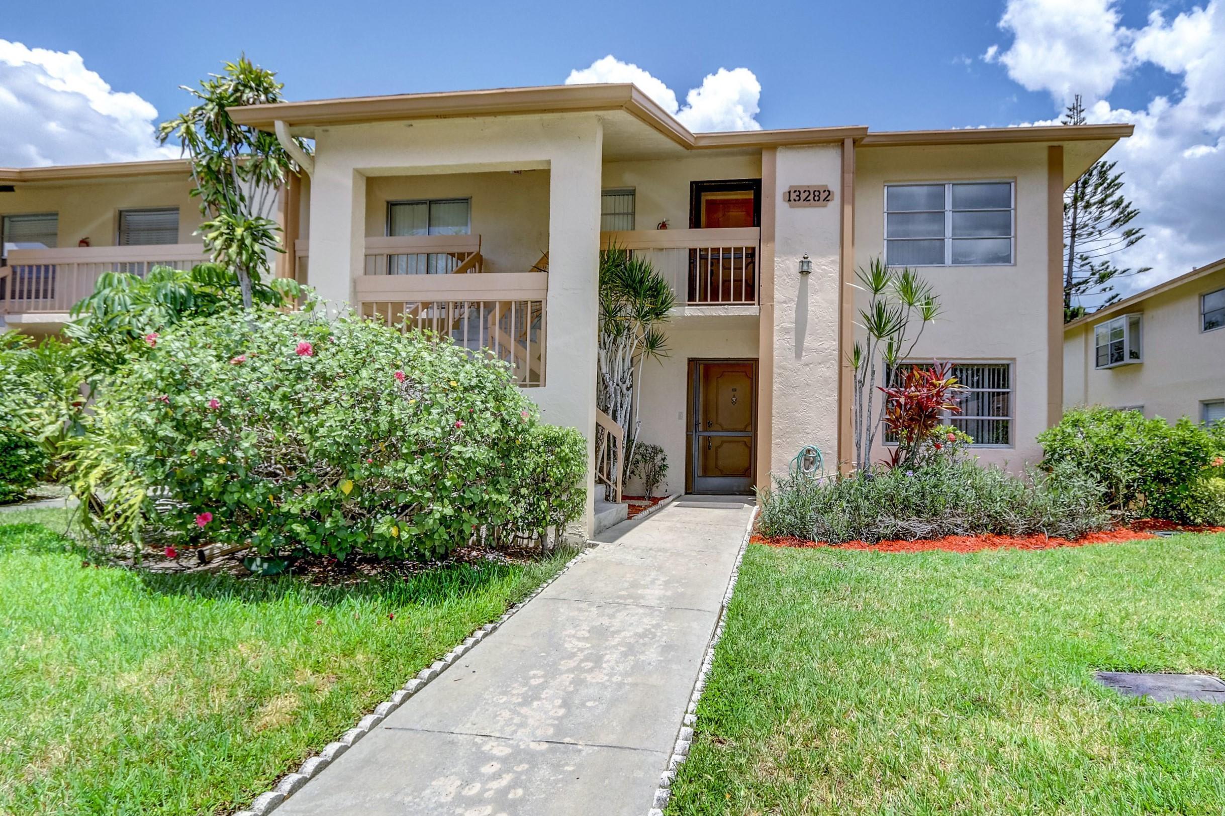 13282 Pineapple Palm Court Unit C  Delray Beach, FL 33484