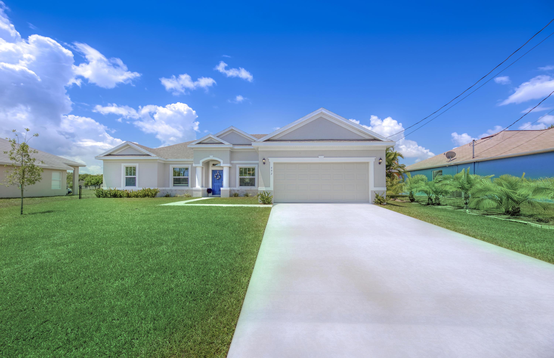 492 SW College Park Road  Port Saint Lucie FL 34953