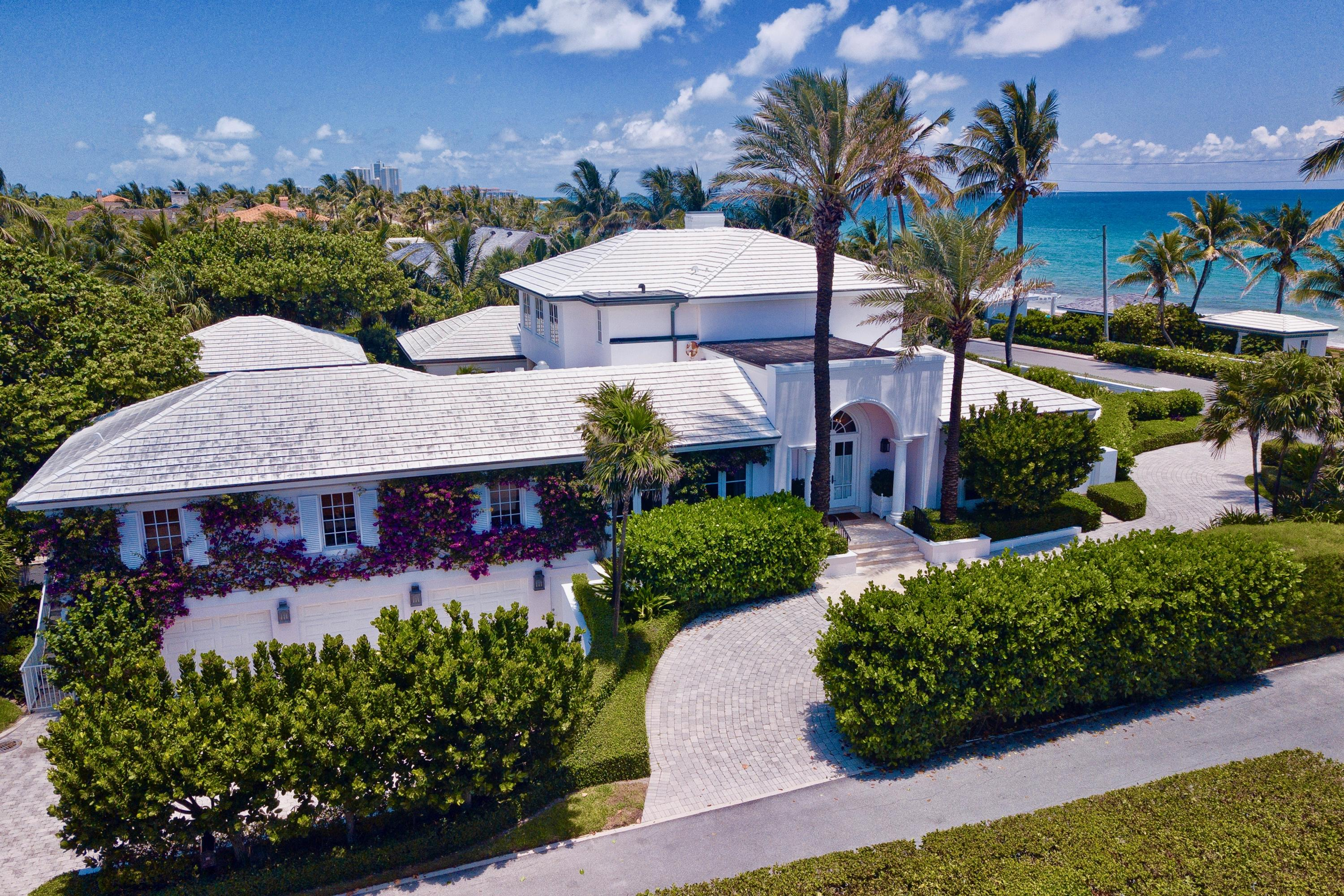 MOCKINGBIRD TRAIL PALM BEACH REAL ESTATE