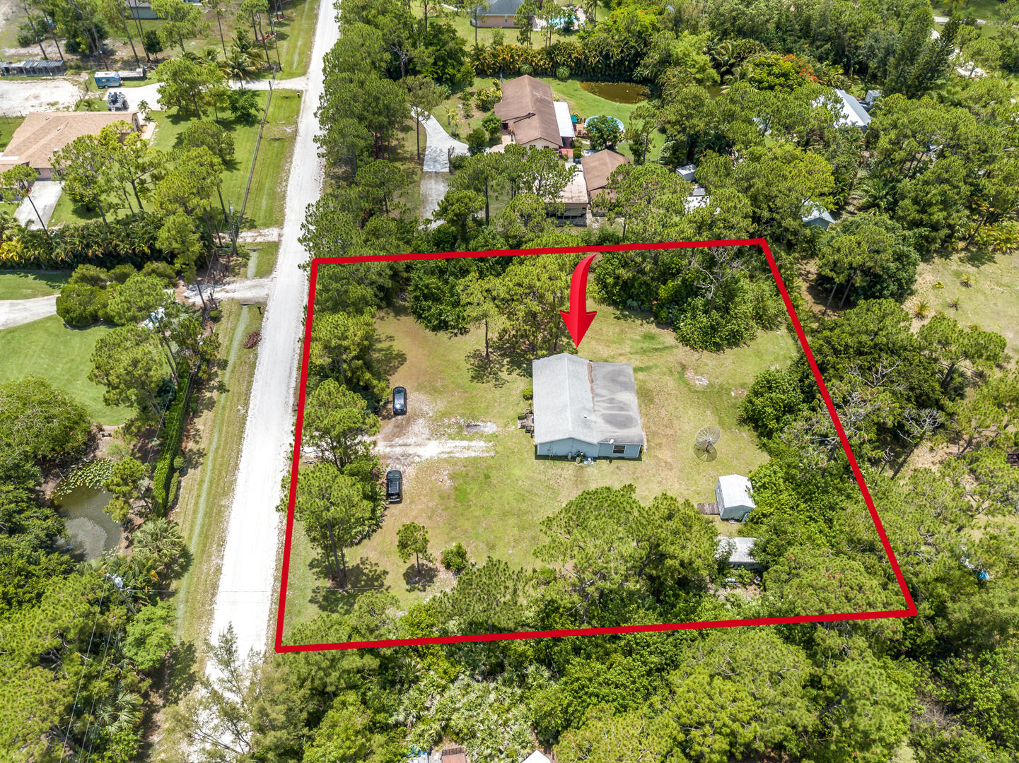 13311 N 57th Place The Acreage, FL 33470 photo 3