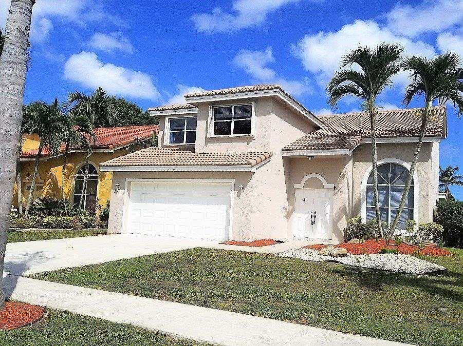 Home for sale in RAINBOW LAKES TR E Boynton Beach Florida