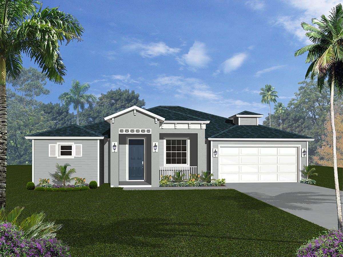 Photo of 178 NE Dominican Terrace, Port Saint Lucie, FL 34983