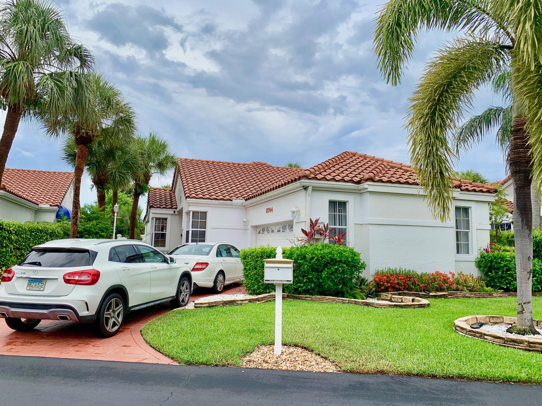 17744 Candlewood Terrace  Boca Raton, FL 33487