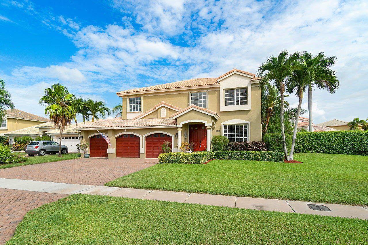 Home for sale in Lakefield Of The Landings At Wellington Wellington Florida