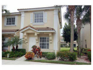 Photo of home for sale at 6950 Blacksmith Way, Lake Worth FL