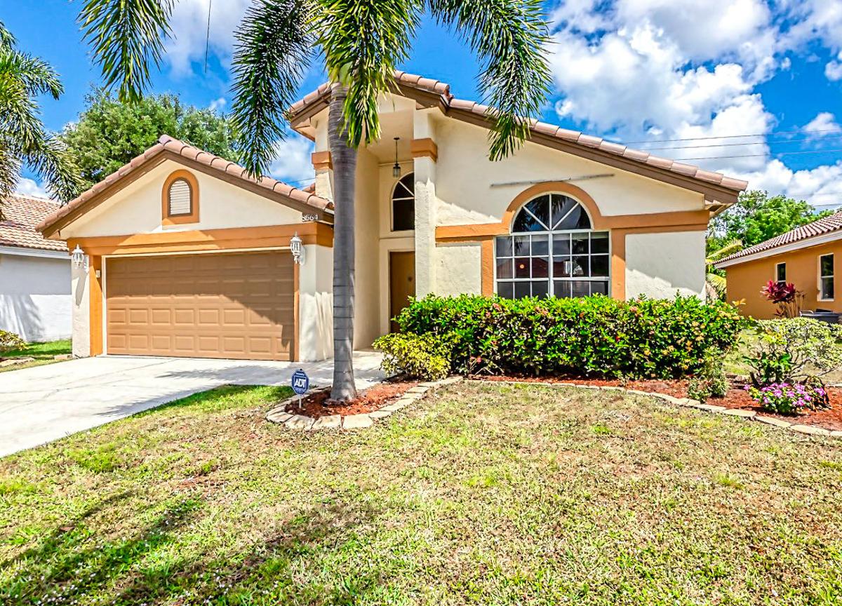 Home for sale in Rainbow Lakes Boynton Beach Florida