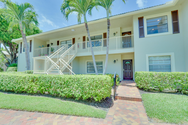 15 Stratford Drive D Boynton Beach, FL 33436