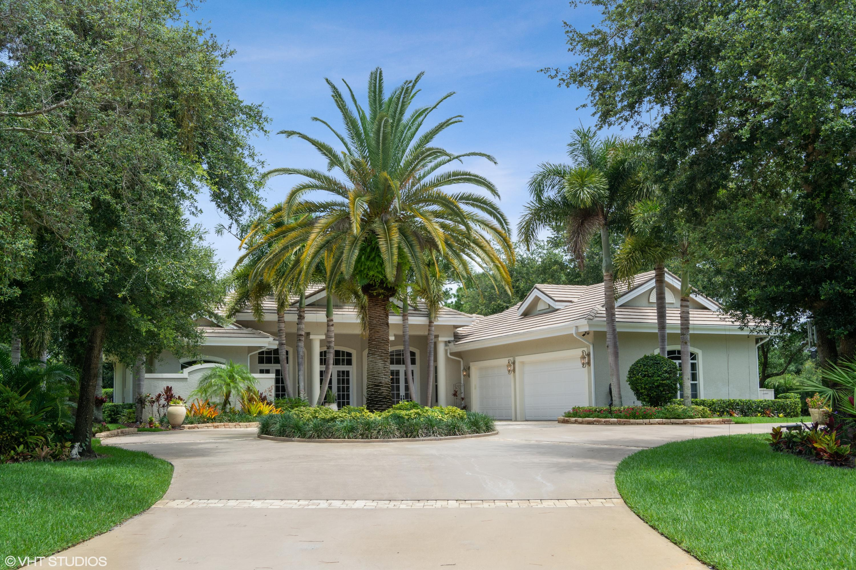Photo of home for sale at 7679 Wyldwood Way, Port Saint Lucie FL