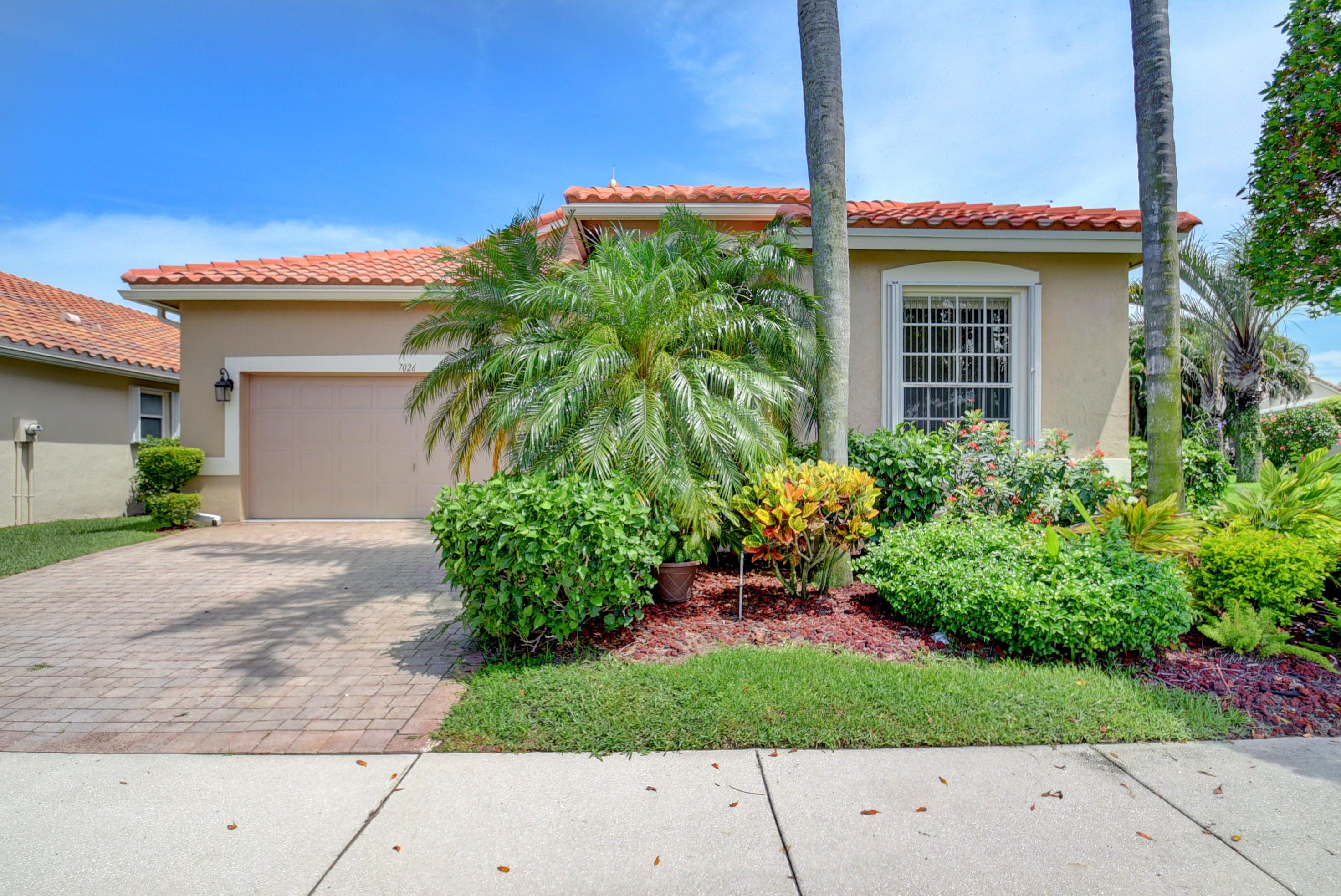 7026 Haviland Circle Boynton Beach, FL 33437