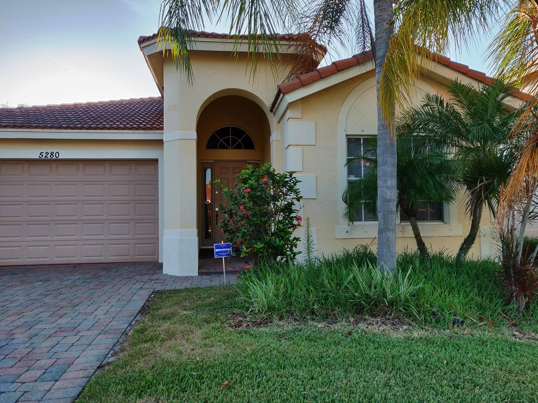 Photo of home for sale at 5280 Graham Drive SE, Stuart FL