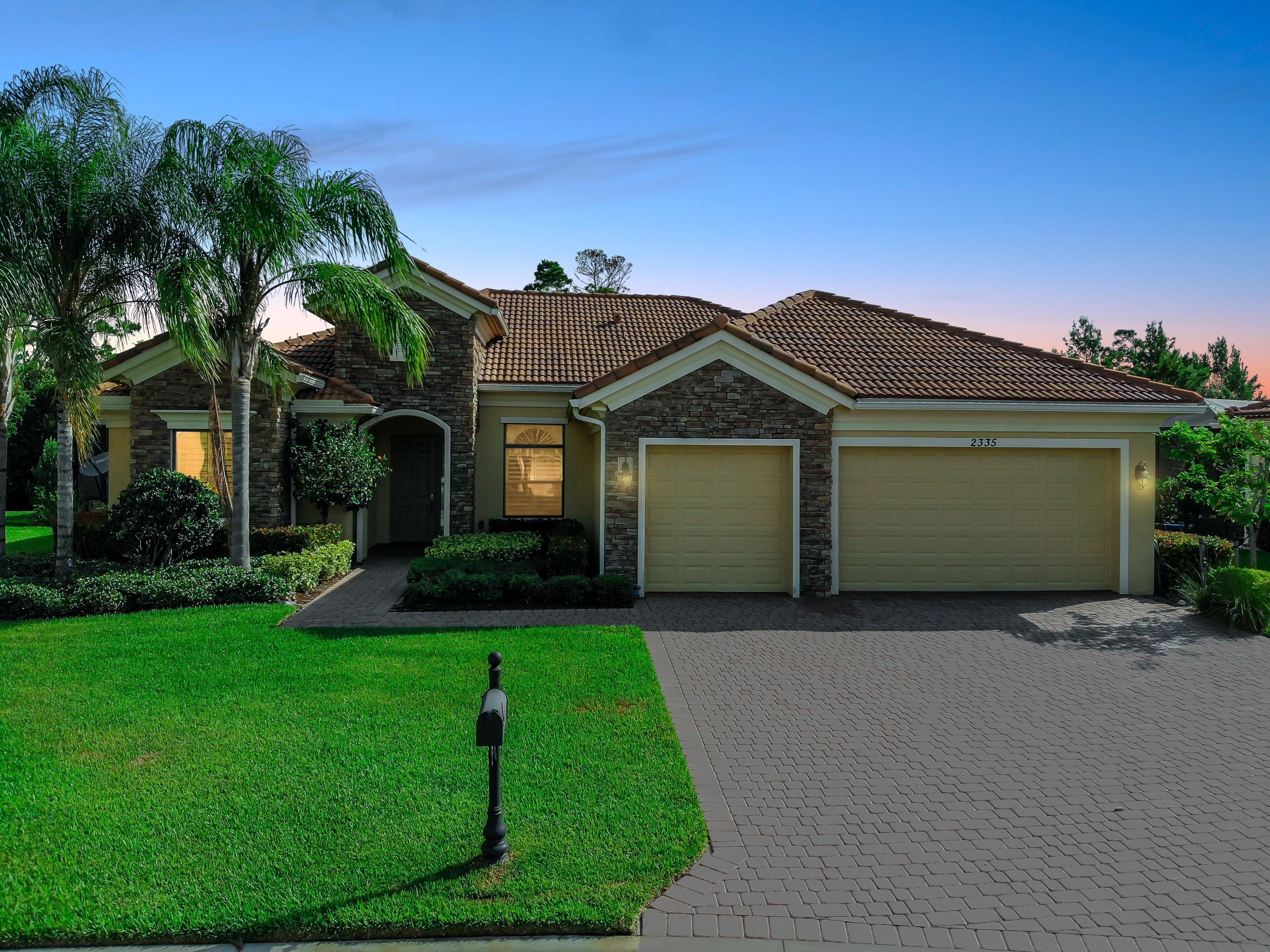 Photo of home for sale at 2335 Waterbury Street NW, Jensen Beach FL