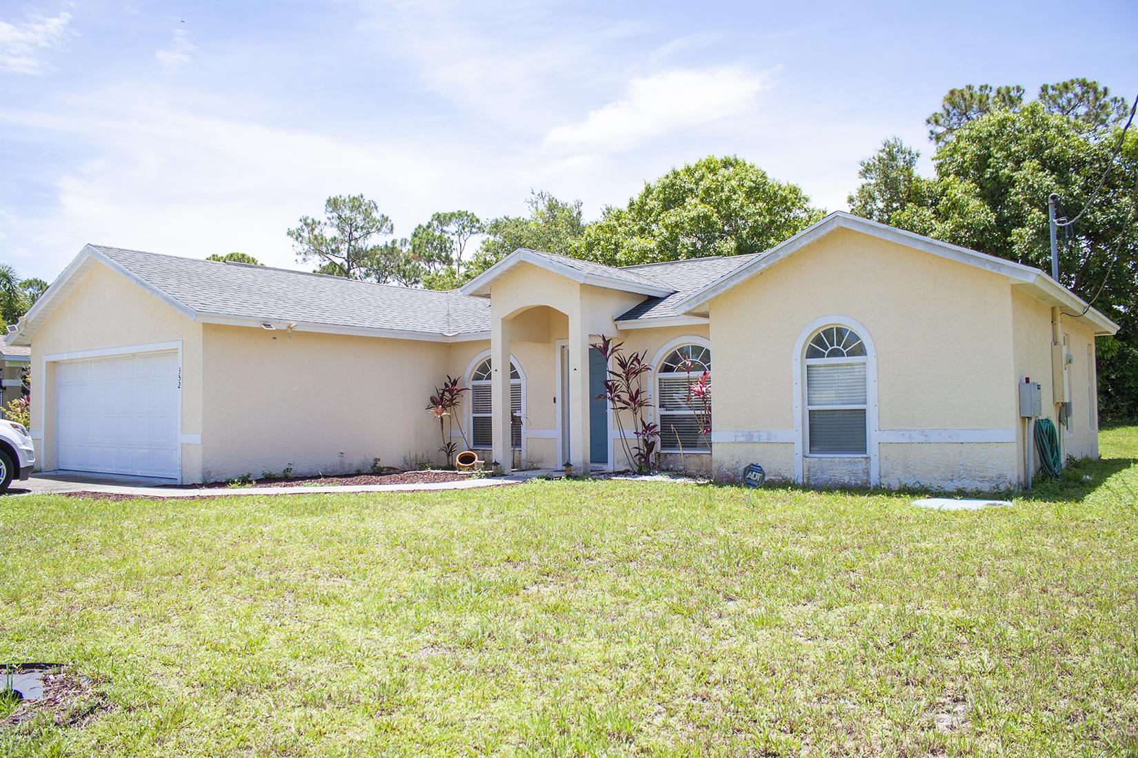 Photo of home for sale at 352 Majestic Terrace SE, Port Saint Lucie FL