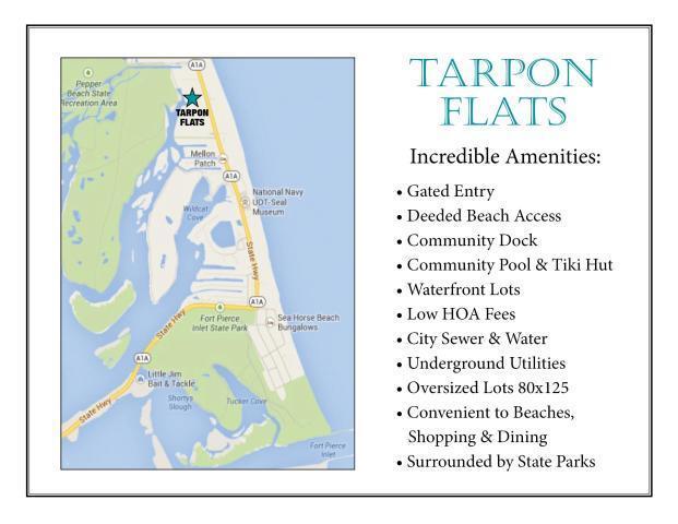 TARPON FLATS SUBDIVISION REALTOR