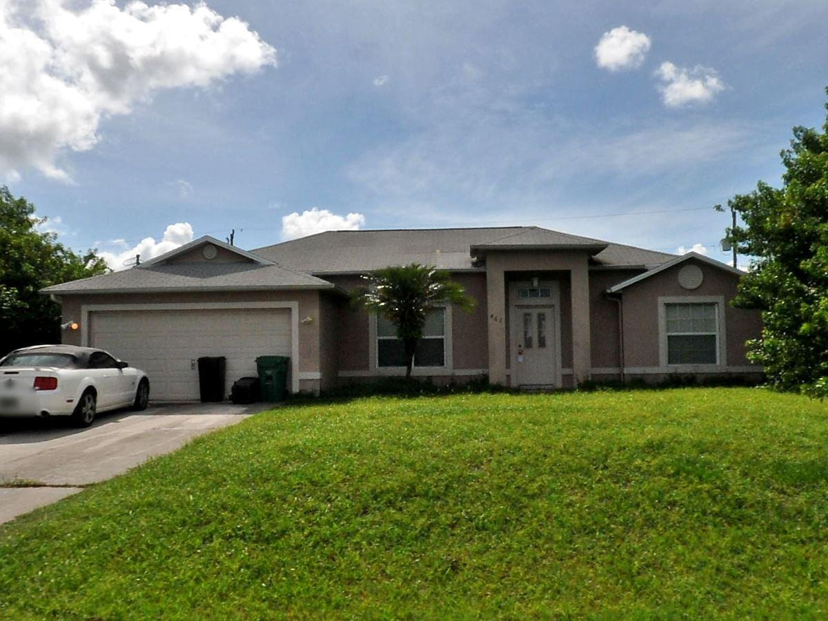 Photo of home for sale at 463 Kestor Drive SW, Port Saint Lucie FL