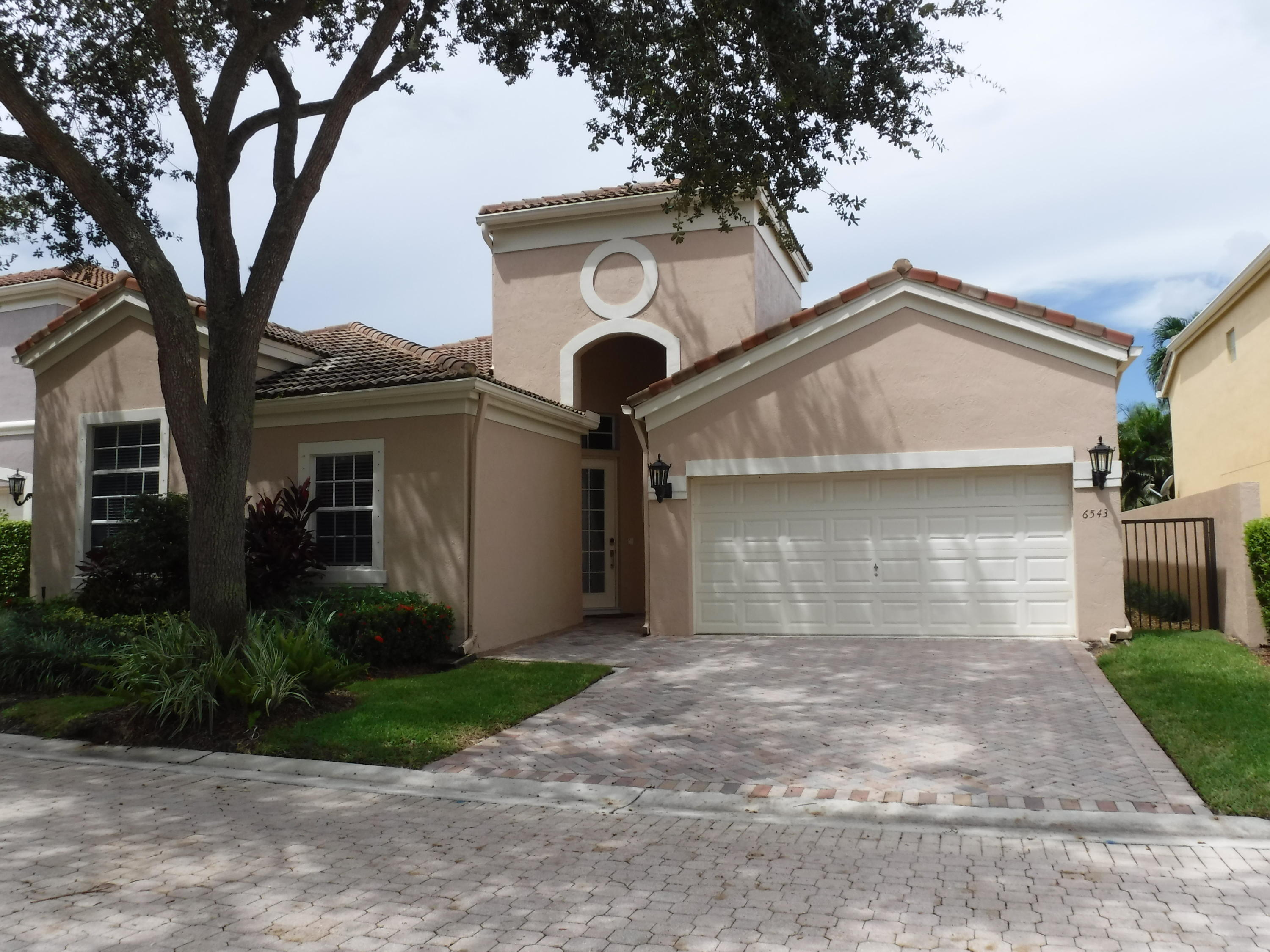 Photo of home for sale at 6543 43 Terrace NW, Boca Raton FL