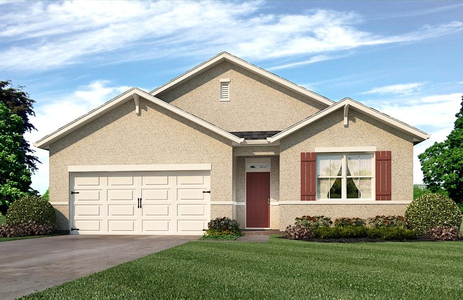 Photo of home for sale at 1749 Import Drive SW, Port Saint Lucie FL