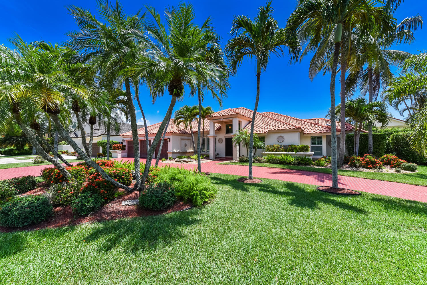 Home for sale in Cloisters Boca Raton Florida