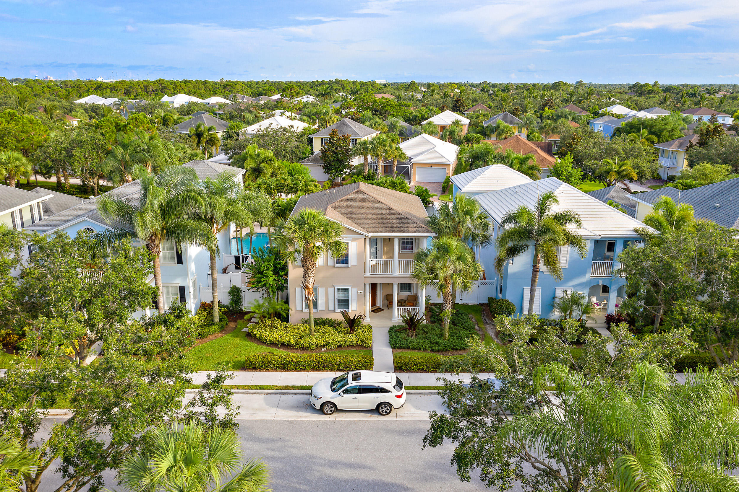 New Home for sale at 1760 Community Drive in Jupiter
