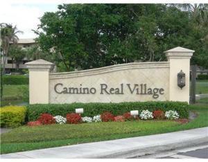 Camino Real Village Condo