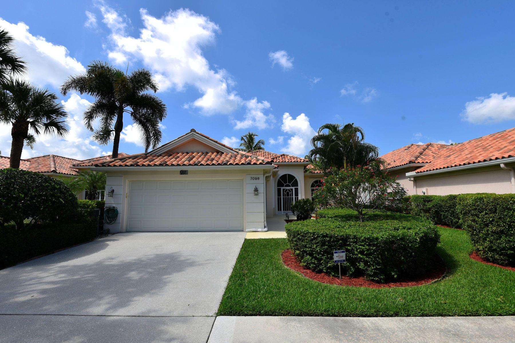 7098 Fish Creek Lane West Palm Beach, FL 33411
