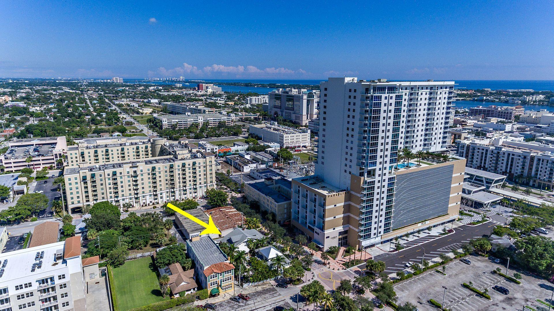 Home for sale in Downtown West Palm Beach at CityPlace West Palm Beach Florida