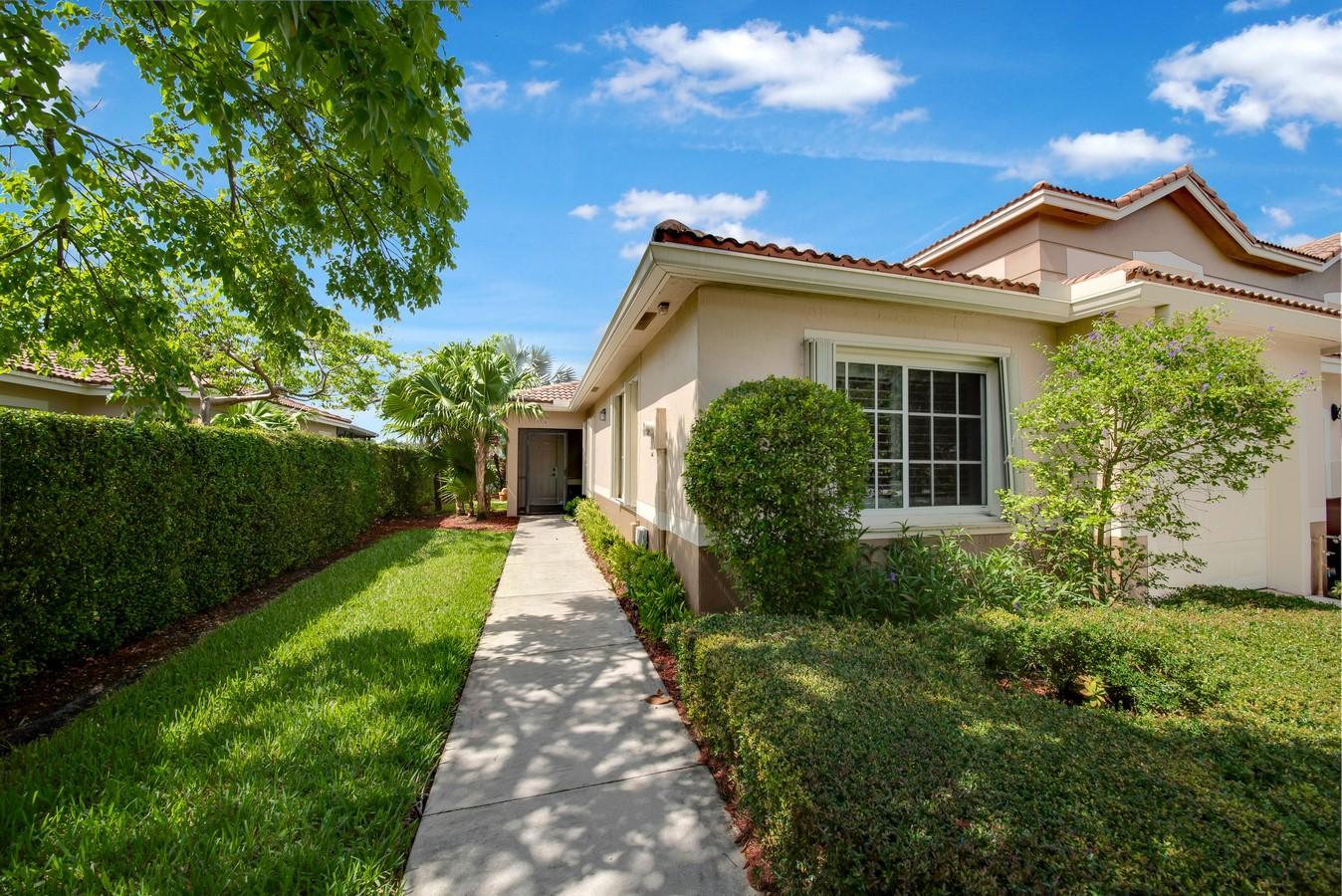Home for sale in Green Cay Village Boynton Beach Florida