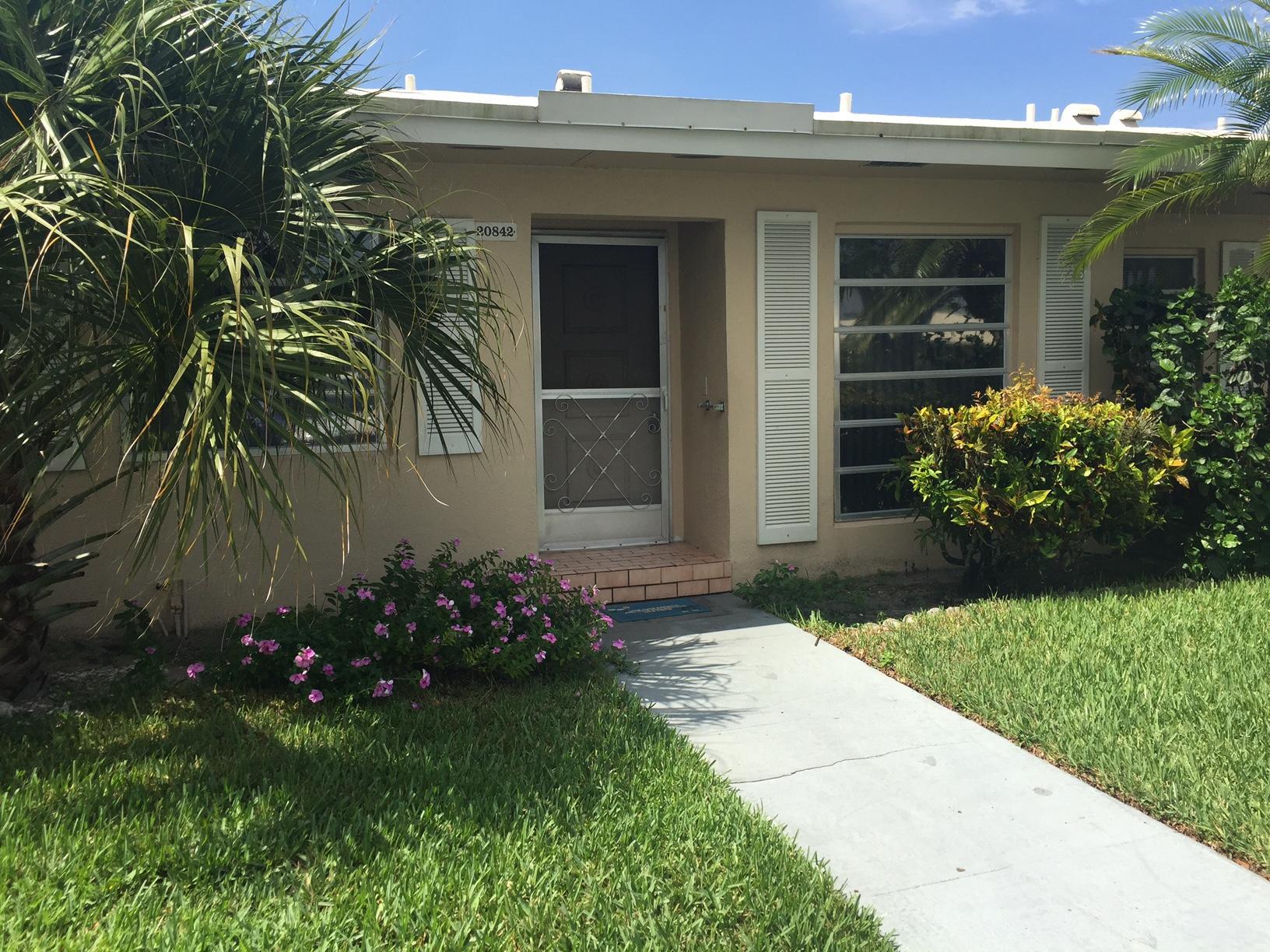Home for sale in BOCA LAKES CONDO Boca Raton Florida
