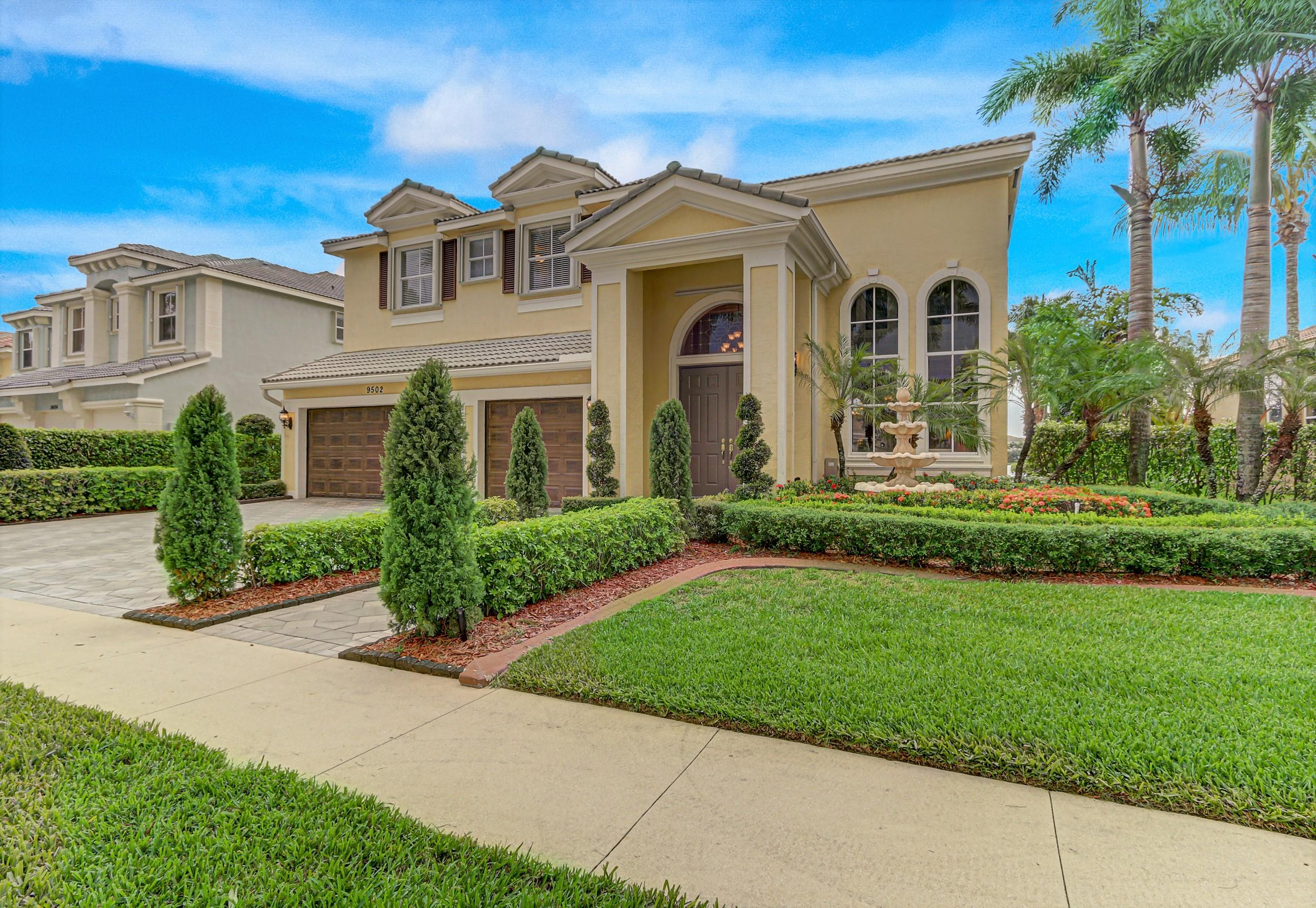 9502 Worswick Court Wellington, FL 33414 photo 1
