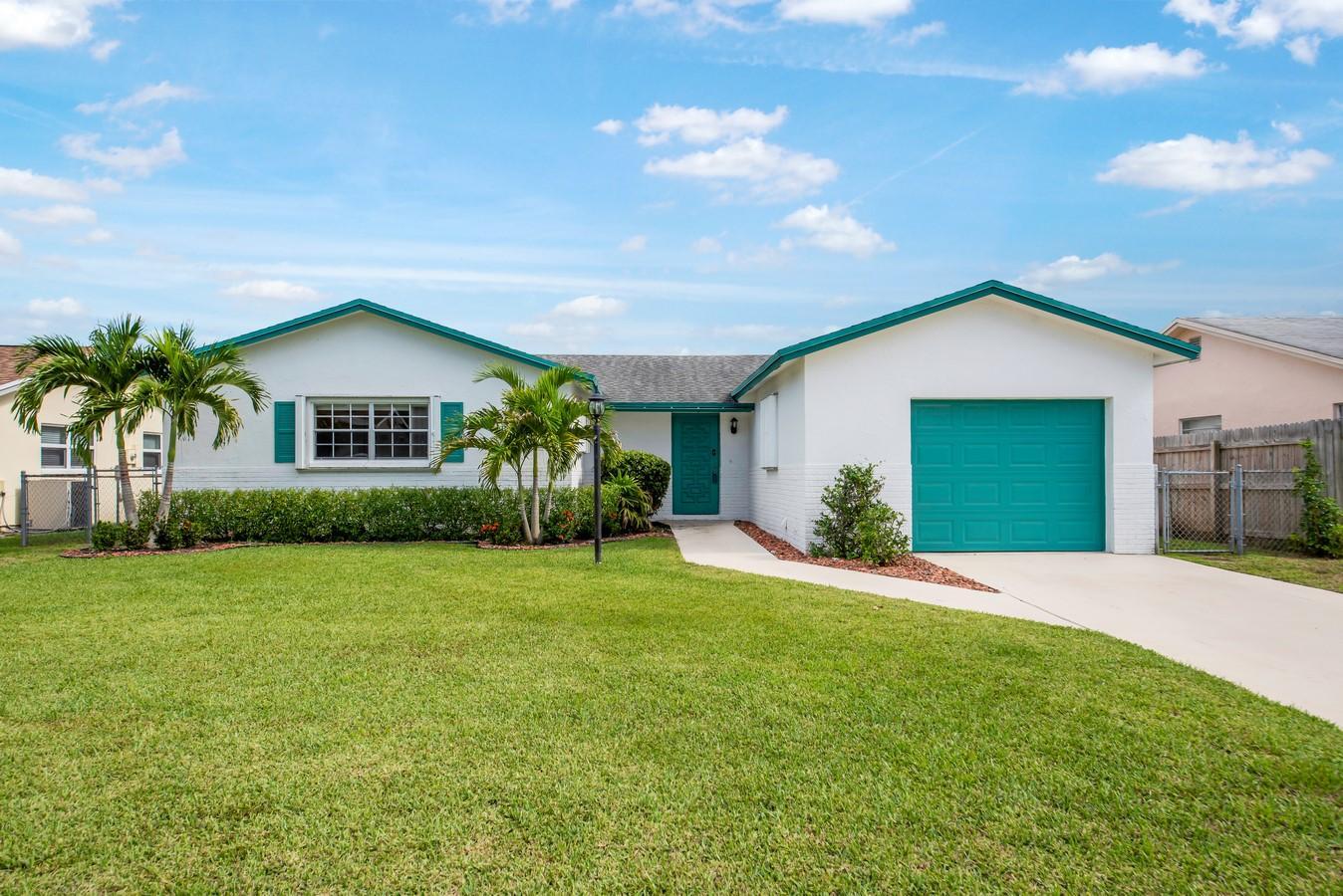 Home for sale in Sandalfoot Cove Boca Raton Florida